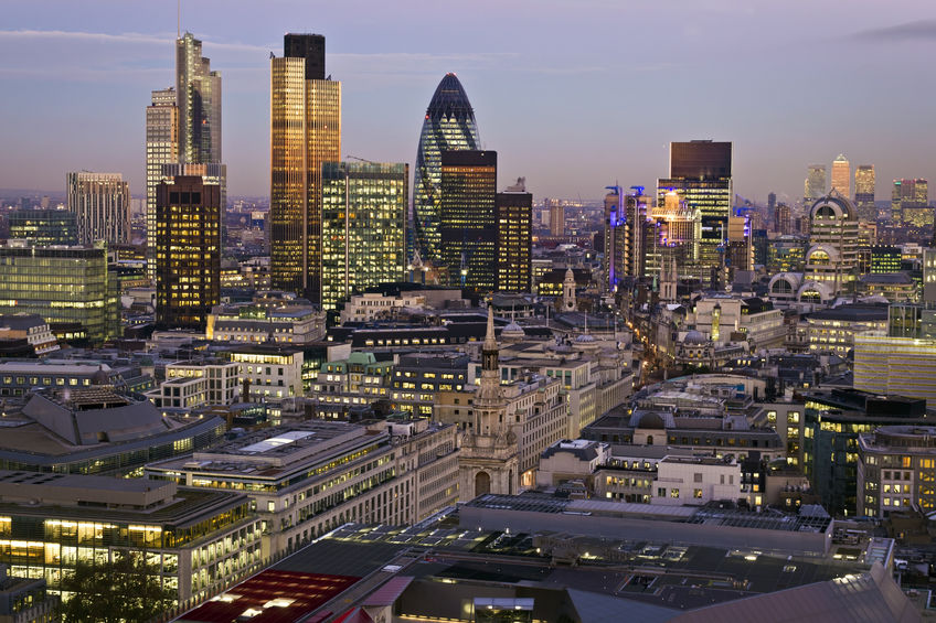 Square Mile City of London