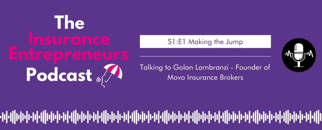 The Insurance Entrepreneurs Podcast Website Episodes v2 Purple 1